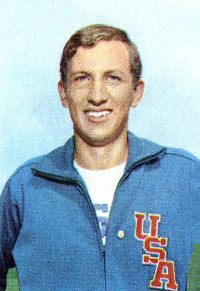 Imagen de Dick Fosbury, el hombre que se atrevió a saltar diferente